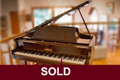 A Chickering Grand Piano for Sale for $4500.00